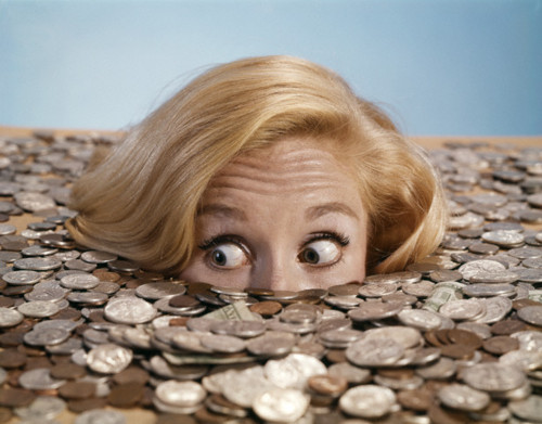 Drowning in Money